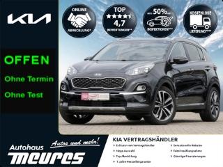 Kia Sportage 2.0 CRDi 4WD Mild Hybrid Platinum Ed.