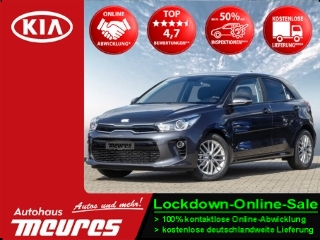 Kia Rio Dream Team 1.2 WINTERPAKET KLIMAAUTO BLUET.