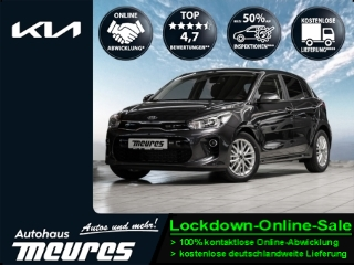 Kia Rio Dream Team 1.2 PDC KLIMAAUTO WINTERPAKET