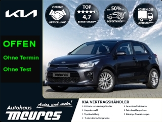 Kia Rio Dream Team 1.2 PDC WINTERPAKET KLIMAAUTO