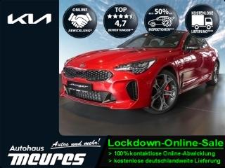 Kia Stinger GT 4WD 3.3 V6 T-GDI LED HIFI LEDER PDC