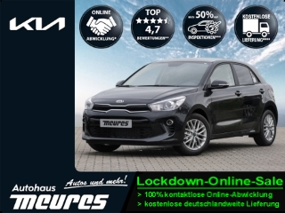 Kia Rio Dream Team 1.2 WINTERPAKET PDC KLIMAAUTO