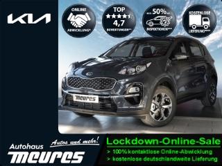 Kia Sportage Vision 1.6 T-GDI 2WD AUTOMATIK NAVI PDC