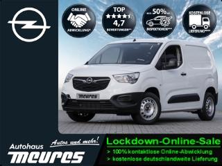 Opel Combo Cargo Selection 1.2T NAVI KLIMA TEMPOMAT