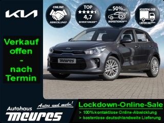 Kia Rio Dream Team 1.2 PDC WINTERPAKET KLIMAAUTO ALU