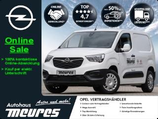 Opel Combo E Cargo Edition 1.5 D EU6d-T