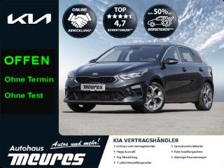 Kia Ceed Platinum Edition 1.6 CRDi NAVI KAMERA LEDER
