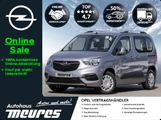 Opel Combo Life Edition 1.2 Turbo NAVI KAMERA SHZ