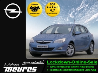 Opel Astra Edition 1.4 KLIMA EFH ZV RADIO-CD MP3