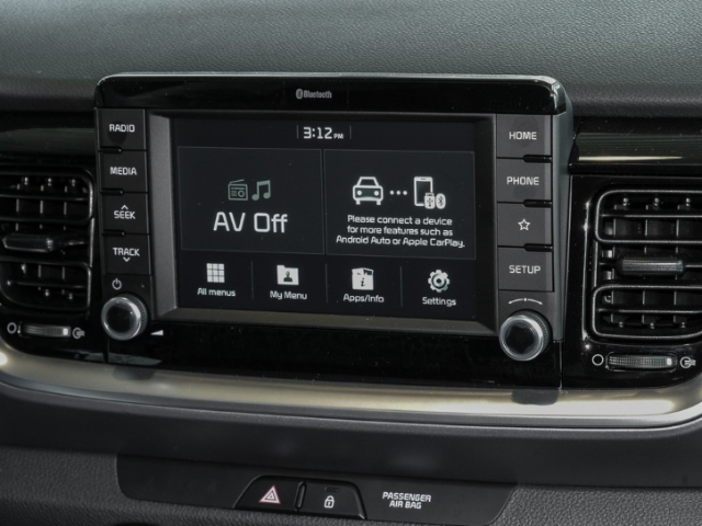 Kia Stonic Vision 1.0 T-GDI Apple CarPlay Klimaautom SHZ
