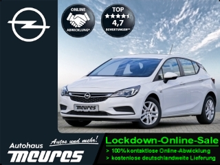 Opel Astra Edition 1.0T PDC TEMPOMAT APPLE ANDROID BT USB