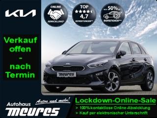 Kia Ceed Platinum Edition 1.6 CRDi NAVI LEDER KAMERA