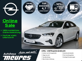 Opel Insignia GS Business Edition 1.5D NAVI LED PDC