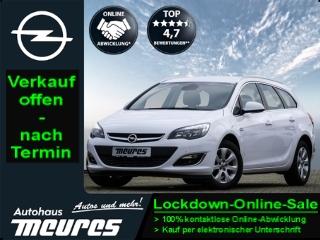 Opel Astra ST Exklusiv 1.6 NAVI PDC SITZHZG TEMPOMAT