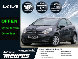 Kia Rio Edition 7 1.4 KLIMA RADIO-CD USB MP3 EFH ZV