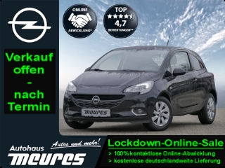 Opel Corsa Color Ed. 1.4T PDC WINTERPAKET KLIMAAUTO APPLE ANDROID