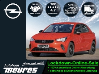 Opel Corsa Edition 1.2 KLIMA TEMPOMAT SPURASSIST VERKEHRSZEICHEN