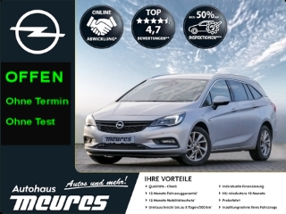 Opel Astra ST INNOVATION 1.6 CDTI NAVI PDC WINTERPAKET KLIMAAUTO