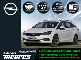 Opel Astra ST Edition 1.2T PDC APPLE ANDROID WINTERPAKET KLIMAAUTO