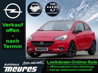 Opel Corsa Color Edition 1.2 OPC KLIMA TEMPOMAT BLUETOOTH EFH ZV