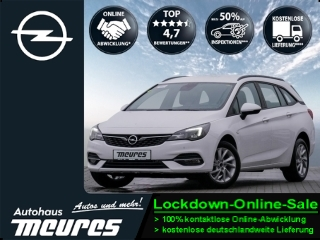 Opel Astra ST Business Ed. 1.2T PDC KLIMAAUTO WINTERPAKET TEMPOMAT