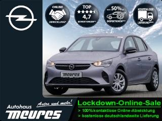 Opel Corsa Edition 1.2 KLIMA TEMPOMAT SPURASSIST USB START/STOP