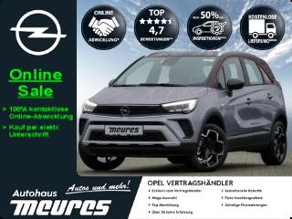 Opel Crossland GS Line 1.2 KAMERA TEMPOMAT PDC KLIMAAUTO APPLE