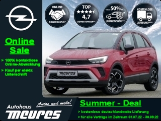 Opel Crossland GS Line 1.2 APPLE ANDROID KAMERA PDC LED TEMPOMAT
