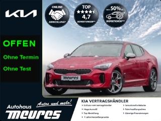 Kia Stinger GT 4WD 3.3 V6 T-GDI LEDER NAVI LED KLIMASITZE KAMERA
