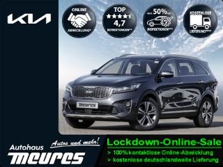 Kia Sorento Platinum Edition 4WD 2.2 CRDi NAVI LEDER LED PANORAMA