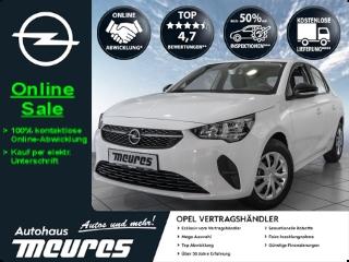 Opel Corsa Edition 1.2 KLIMA WINTERPAKET TEMPOMAT USB RADIO EFH