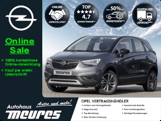 Opel Crossland 2020 1.2 Turbo KLIMA WINTERPAKET TEMPOMAT APPLE