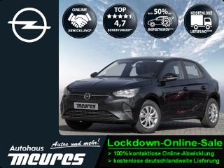 Opel Corsa Edition 1.2 BC Temp USB Klima eFH ZV Freisprech Radio