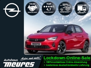 Opel Corsa GS Line 1.2 NAVI LED KAMERA PDC WINTERPAKET TEMPOMAT