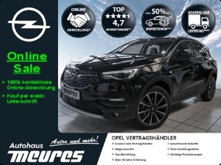 Opel Grandland X Business Elegance 1.6T NAVI LED KLIMASITZE LEDER