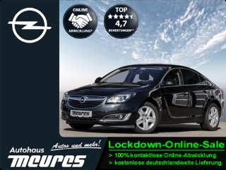 Opel Insignia Business Innovation 1.4 Turbo NAVI LEDER KAMERA PDC