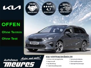 Kia Ceed_sw Platinum Edition 1.6 CRDi LEDER NAVI TEMPOMAT KAMERA