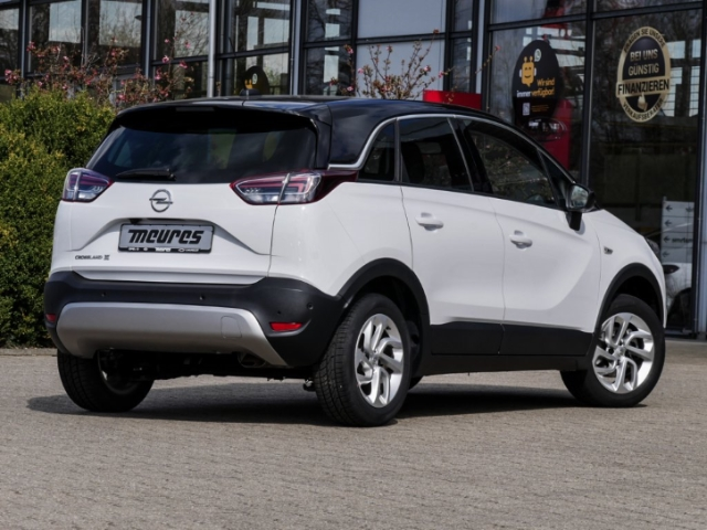 Opel Crossland X Innovation 1.2 Turbo NAVI KAMERA WINTERPAKET PDC
