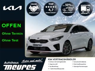 Kia Pro_ceed GT 1.6 T-GDI NAVI LED LEDER/ALCANTARA