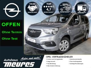 Opel Combo Life Elegance XL 1.2 Turbo PDC KLIMAAUTO TEMPOMAT SHZ