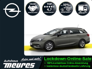 Opel Astra ST 1.2 Turbo Business Edition Apple Car Play Klimaautomatik