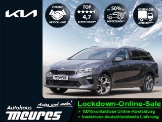 Kia Ceed_sw Platinum Edition 1.6 CRDi NAVI LEDER KAMERA PANORAMA