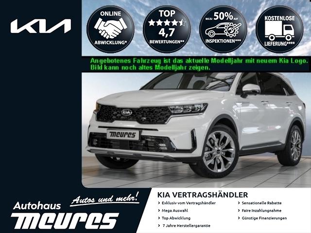 Kia Sorento Platinum 4WD 2.2 CRDi Navi El. Heckklappe e-Sitze Allrad