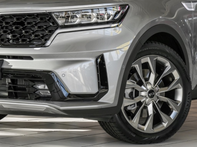 Kia Sorento Platinum 4WD 2.2 CRDi EU6d 360 Kamera El. Heckklappe