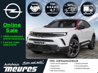 Opel Mokka GS Line 1.2 Turbo ACC LED NAVI KAMERA PDC KLIMAAUTO