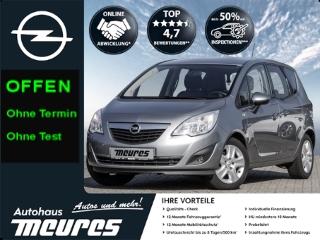 Opel Meriva Design Edition 1.4 KLIMA PDC TEMPOMAT EFH RADIO-CD ZV
