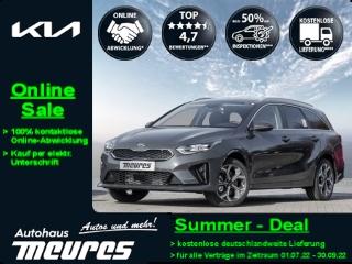 Kia Ceed_sw Plug-in Hybrid Platinum Ed. Neues MJ 22 mit neuem Kia Logo