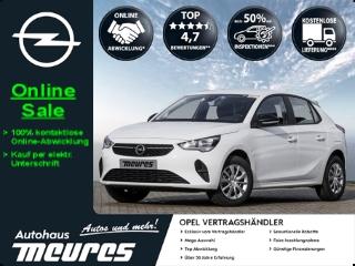 Opel Corsa Edition 1.2 PDC WINTERPAKET TEMPOMAT KLIMA BLUETOOTH