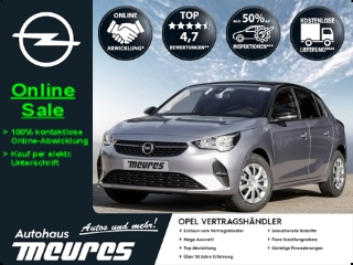 Opel Corsa Edition 1.2 TEMPOMAT PDC WINTERPAKET KLIMA  BLUETOOTH