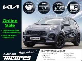 Kia Sportage Black Edition 2WD 1.6 T-GDI NAVI LEDER PANORAMA PDC